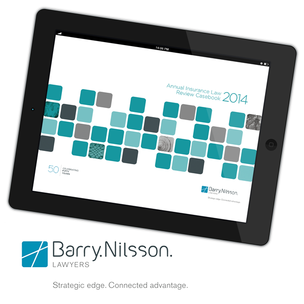 Barry Nilsson iPad and Logo
