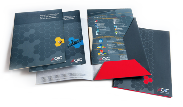 QIC Promotional Material